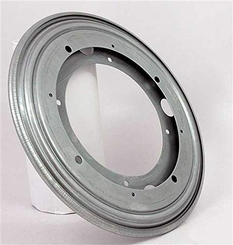 (1000 lbs Capacity 12 Lazy Susan Bearing 5/16 Thick Turntable Bearings VXB Brand)