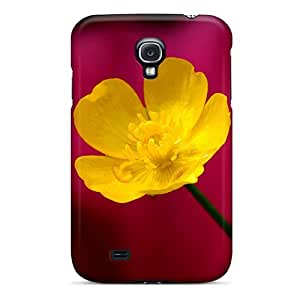 Case Cover Cute Flower/ Fashionable Case For Galaxy S4