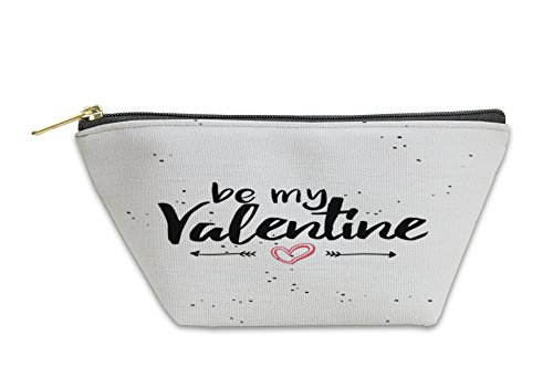 Gear New Accessory Zipper Pouch, Happy Valentines Day, Large, 6051277GN by Gear New