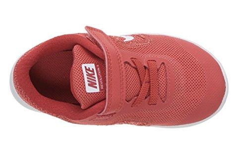 Nike - Zapatillas de Material Sintético para niño SU601 ROSSO