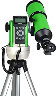 iOptron SmartStar-R80 9502G-A Computerized Telescope with Carry Bag (Terra Green) (B005HQ4L7K) | Amazon Products