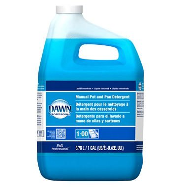 Dawn Professional Dish Detergent (1 gal.) (pack of 6) by Dawn