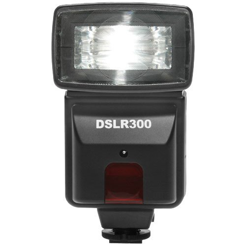 Amazoncom Precision Design Dslr300 High Power Auto Flash On