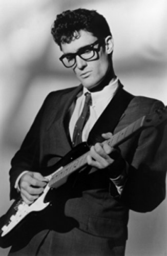 Buddy Holly 18X24 Poster New! Rare! #BHG342396