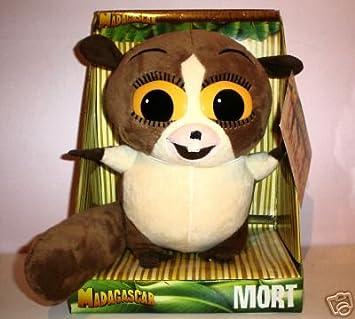 Madagascar mort soft toy amazon toys games madagascar mort soft toy voltagebd Image collections