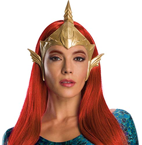 Rubie's Women Mera Tiara Costume Headwear, Multicolor, One Size for $<!--$9.95-->