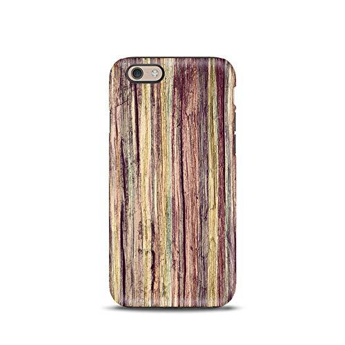 custodia iphone 5 legno
