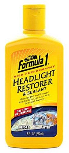 Formula 1 615874 Headlight Restorer and Sealant