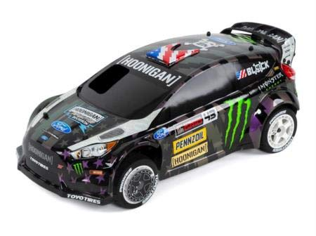 HPI Racing 120037 WR8 Nitro Ken Block Gymkhana Ford Fiesta St RX43 Ready to Run 1/8 4WD Rally Car