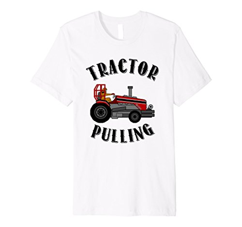 Tractor Pulling Shirt | Funny Power Puller T-Shirt