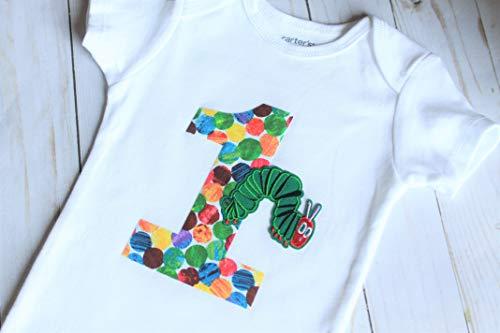 Caterpillar Infant Bodysuit - 5
