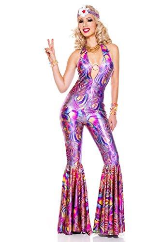 Groovy 70s Diva Adult Costume - Small/Medium ()
