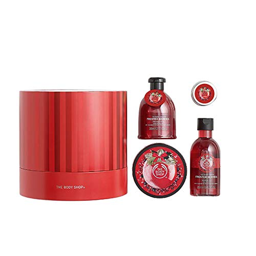 The Body Shop Frosted Berries Box Of Delight Gift Set for Women
