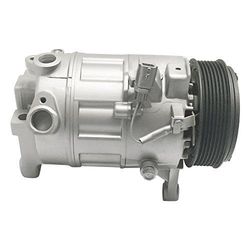 RYC Remanufactured AC Compressor and A/C Clutch FG667 (ONLY Fits 2007-2011 Nissan Altima - Compressor Altima