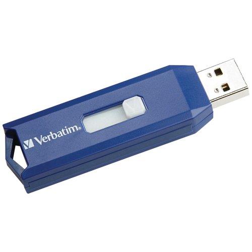 (Verbatim 2 GB USB 2.0 Flash Drive 97086 (Blue))