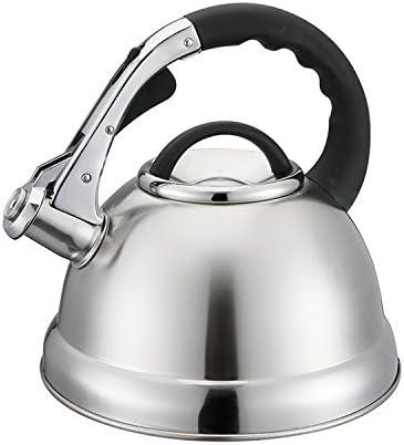 3.5 litri bollitore in acciaio inox fischiare-piastre a gas elettrico