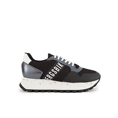 Sneaker Bikkembergs Bkw102103 Da Donna Nero