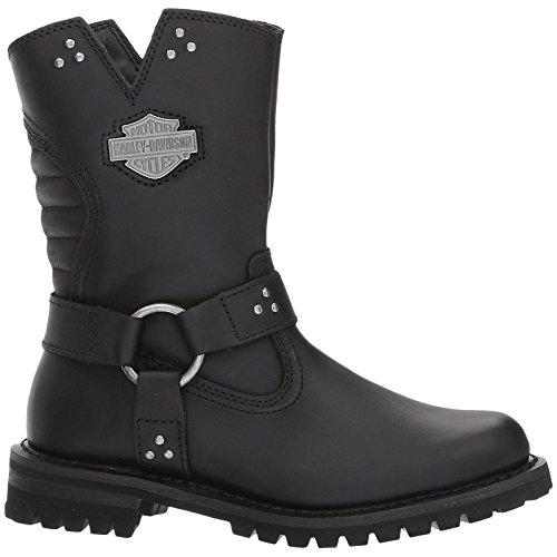 Female Harley Boots - 8
