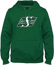 Saskatchewan Roughriders CFL Express Twill Logo Hoodie - Rider