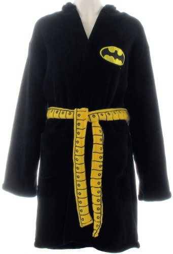 Batgirl Bathrobe
