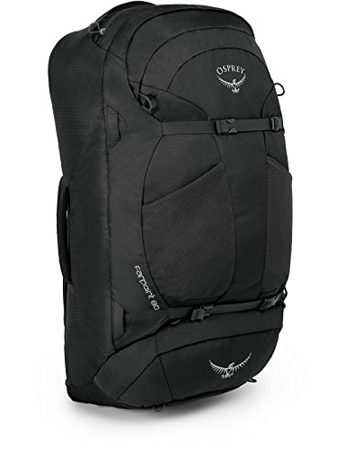 Osprey Packs Farpoint 80 Travel Backpack, Volcanic Grey, ...
