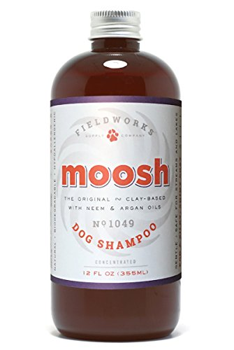 Moosh Natural Dog Shampoo – The Best All-Natural Shampoo for Husky
