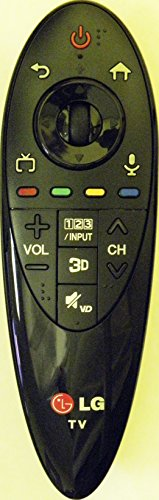 LG AGF77238901 LED HDTV REMOTE CONTROL (AN-MR500G)(ANMR500G) by - Tv Lg Smart Bluetooth