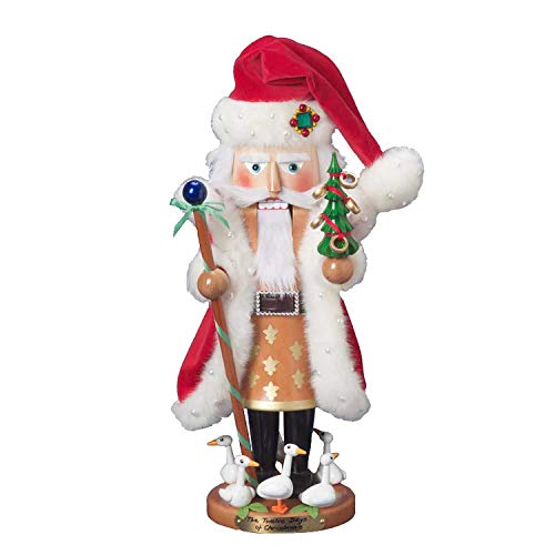 Steinbach 12 Day Of Christmas - Retired Signed Karla Steinbach 12 Days of Christmas Part 3 Nutcracker