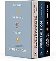 The Way, the Enemy, and the Key: A Boxed Set of The Obstacle is the Way, Ego is the Enemy & Stillness is t