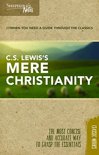 mere christianity by cs lewis - 6