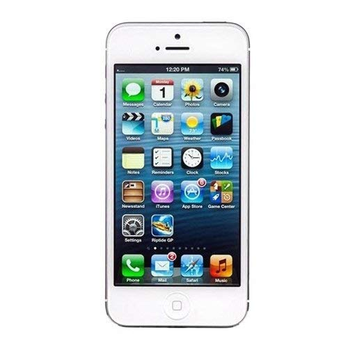 Apple iPhone 5, GSM Unlocked, 32GB - White (Refurbished) for sale  Delivered anywhere in USA