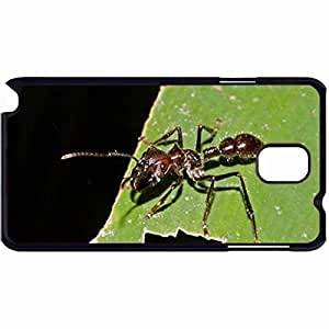 New Style Customized Back Cover Case For Samsung Galaxy Note 3 Hardshell Case, Back Cover Design Bullet Ant Personalized Unique Case For Samsung Note 3