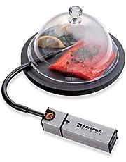 K Kemper Group 8008004132989 Smoker, aluminium