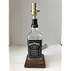 Jack Daniels Lamp, Jack Daniels Bottle Lamp