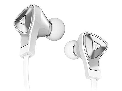 Monster DNA In-Ear Headphones with Apple ControlTalk - White