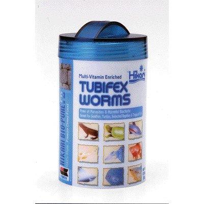 Hikari Tubifex Worms Fish Food (0.7 oz.) [Set of 2]
