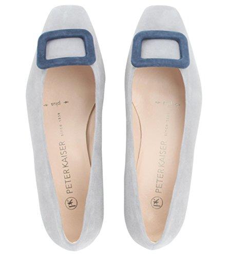 de Peter Kaiser Mujer gris Zapatos Tacón qU0HwA