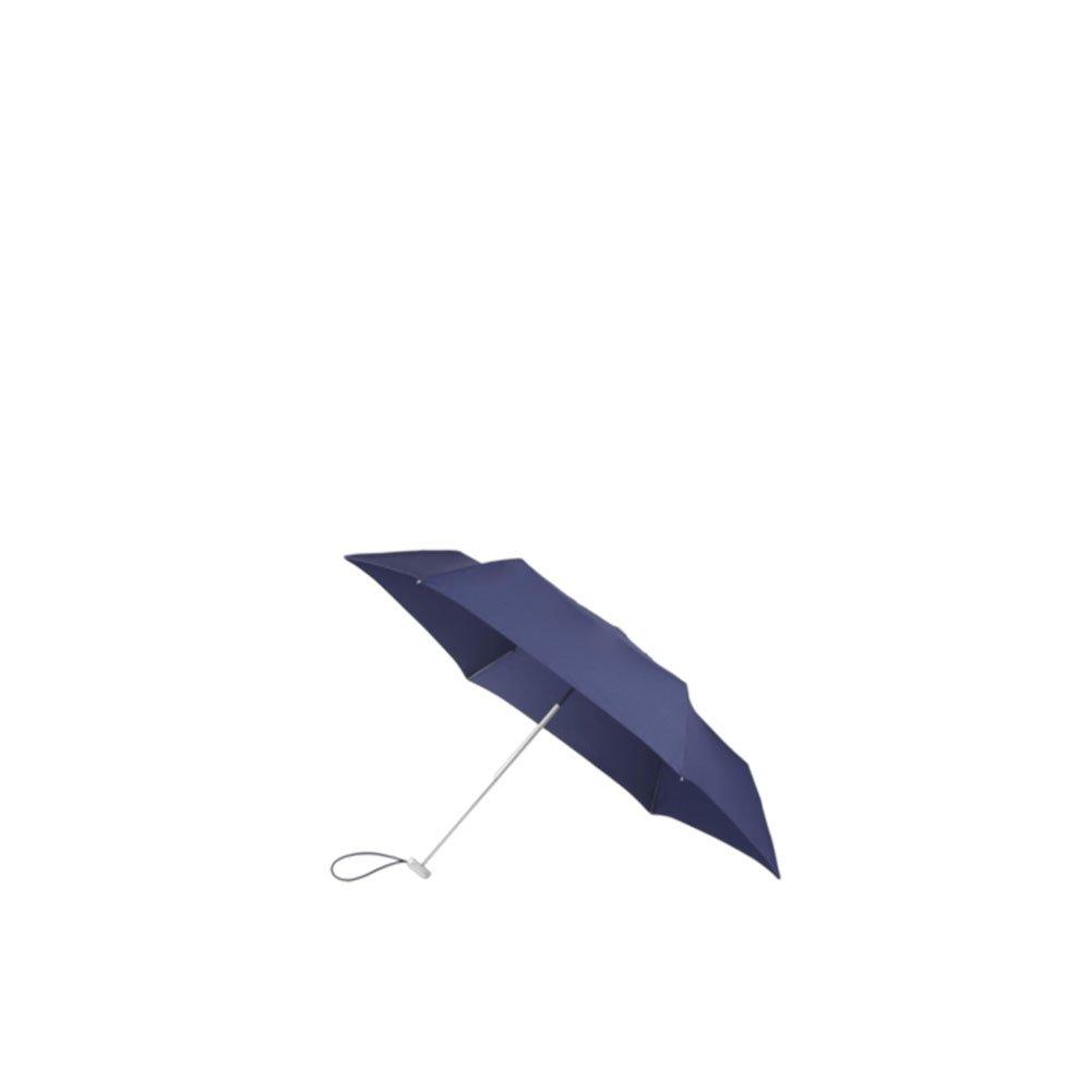 SAMSONITE R-Plu - Mini Umbrella Paraguas clá sico, 23 cm, Negro (Black) 88015/1041