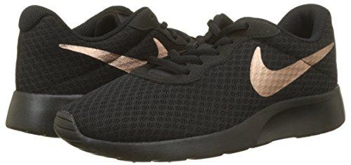 Nike mtlc Bronze Mujer 005 Red Para Wmns De black Running Tanjun Zapatillas Negro rOCrwqf