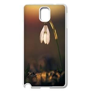 Samsung Galaxy Note 3 Cases Snowdrop 4, Snowdrop [White]