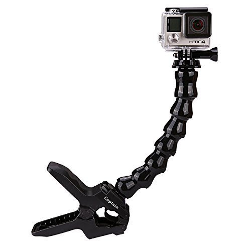 Captain Clamp Mount Adjustable Camera