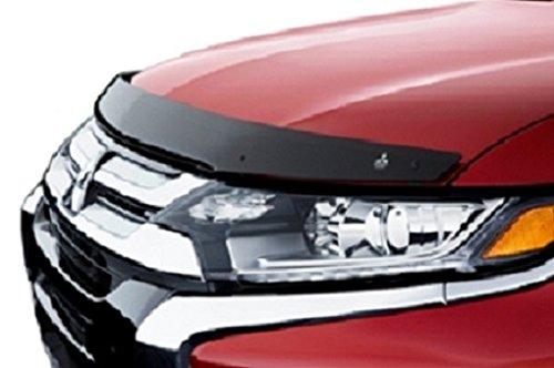 Mitsubishi Genuine Tinted Hood Bug Gravel Deflector/Protector MZ350204 Outlander 2014 2015 2016 2017 2018 2019