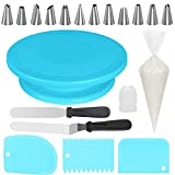 Kootek All-In-One Cake Decorating Kit Supplies with