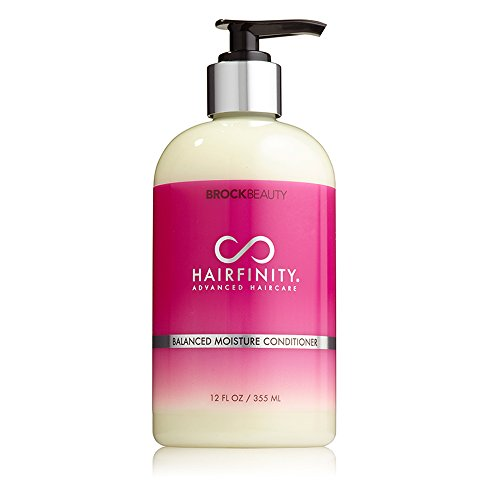 Brock Beauty Hairfinity Balanced Moisture Conditioner from Hairfinity