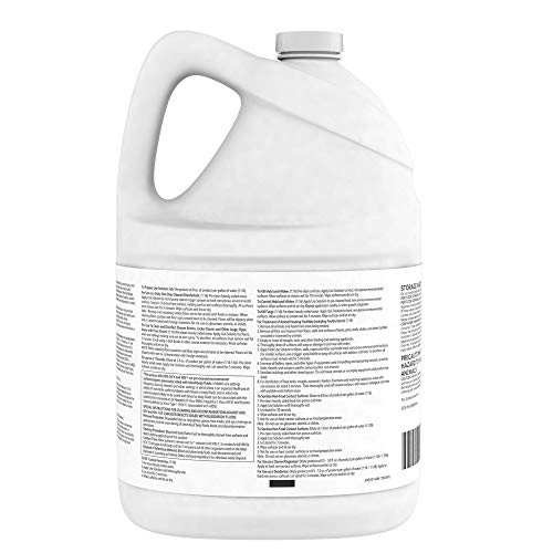 Diversey Oxivir Five 16 Concentrate One-Step Premium Disinfectant Cleaner, 1 Gallon Bottle, 4 Bottle Value Pack by Diversey (Image #3)