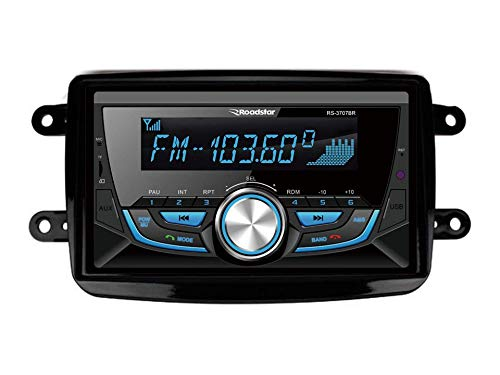 Auto Radio Renault DUSTER Bluetooth FM MP3 Black Piano