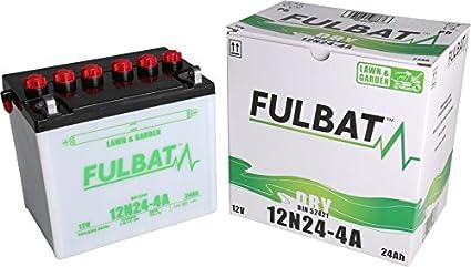 12 N24 - 4 A, DIN 52421, Dry fulbat batería, Tractor ...
