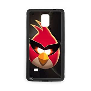Angry Birds Theme Phone Case Designed With High Quality Image For Samsung Galaxy Note 4