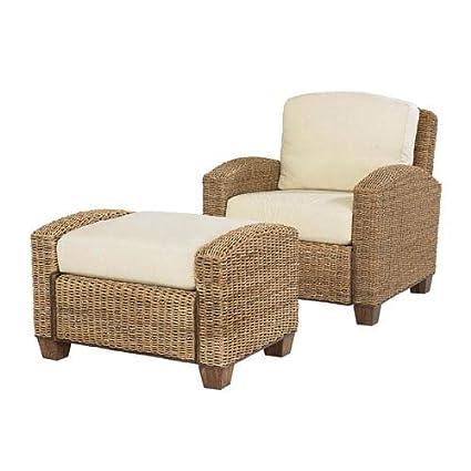 Merveilleux Home Styles 5401 100 Cabana Banana Chair And Ottoman, Honey Finish