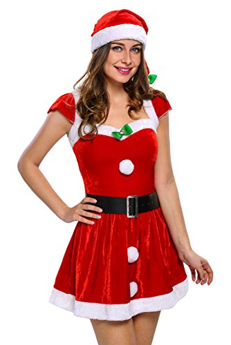 Chase (Naughty Santa Girl Costume)